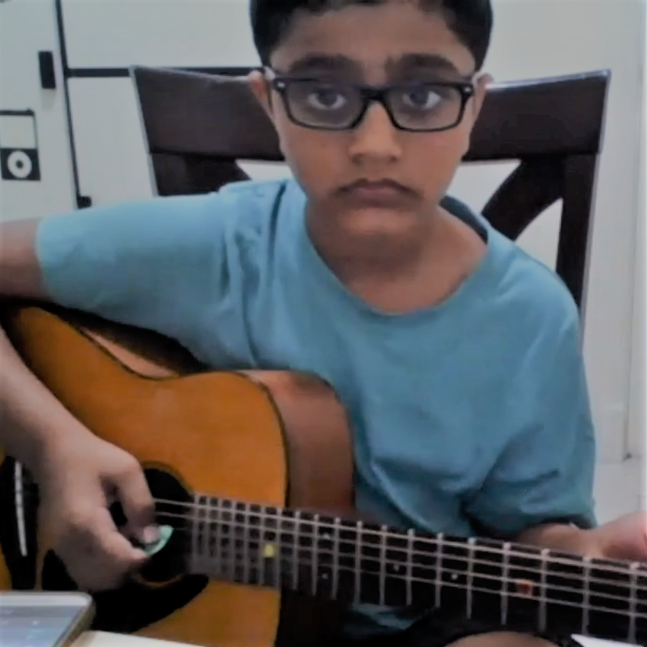 ><span> Sri Vadlamani, Beginner Carnatic Guitar</span>